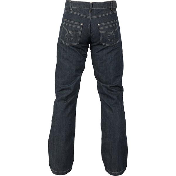 Furygan Jean 01 Denim Kevlar Trousers Blue