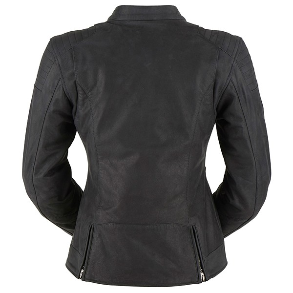 Furygan Debbie Ladies LeatherJacket Black