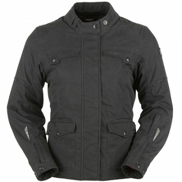 Furygan Zeno Lady Jacket Black