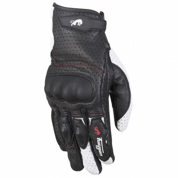 Furygan Td21 Glove Black & White & Red