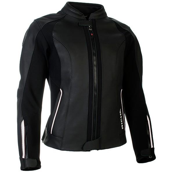 Richa Nikki Jacket Black & White