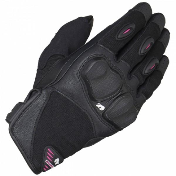 Furygan Graphic Evo2  Ladies Gloves Black