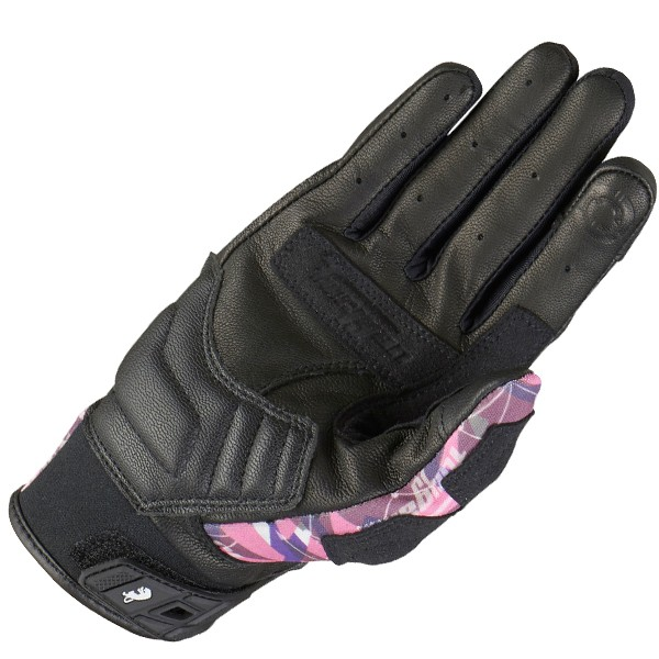 Furygan Graphic Lady Evo Gloves Bk/pk