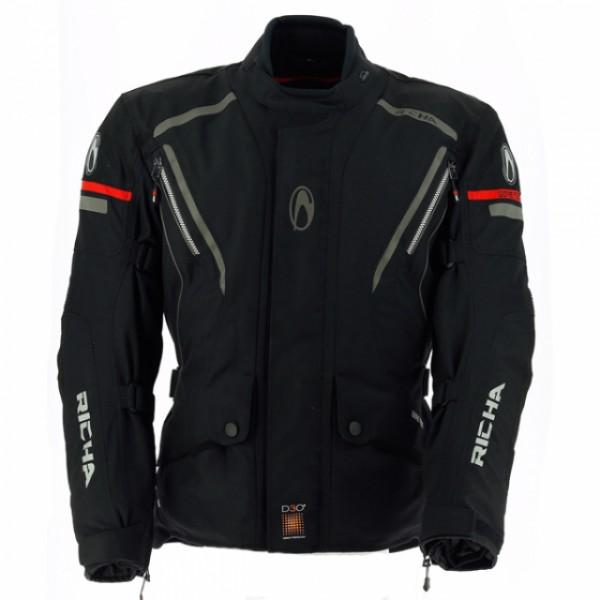 Richa Cyclone Gtx  Ladies Jacket Black