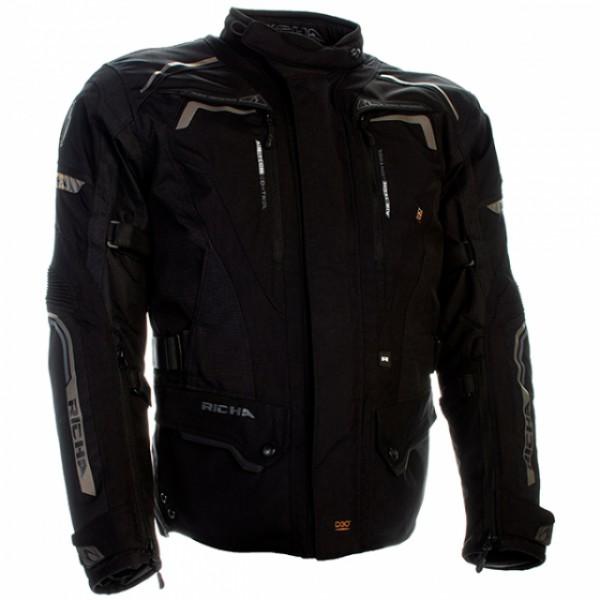 Richa Infinity 2 Lady Jacket Black