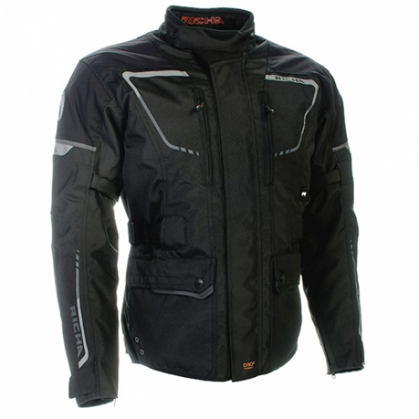 Richa Phantom 2  Ladies Jacket Black