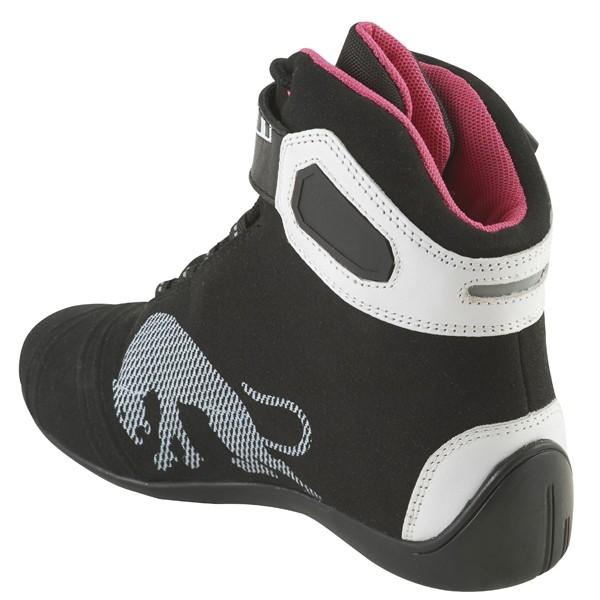 Furygan Jet Lady D30 Sympatex Boot Black & Pink