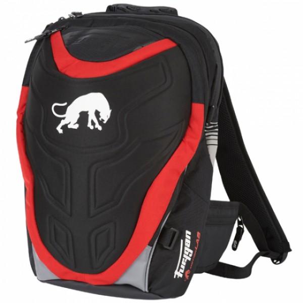 Furygan Fusion Bag Black & Red