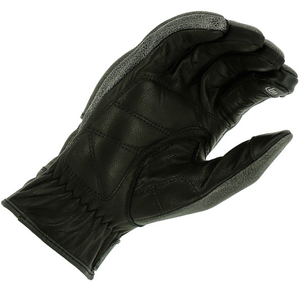 Richa Bobber Leather Glove - Black