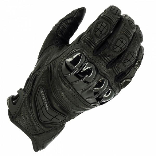 Richa Stealth Leather Glove Black