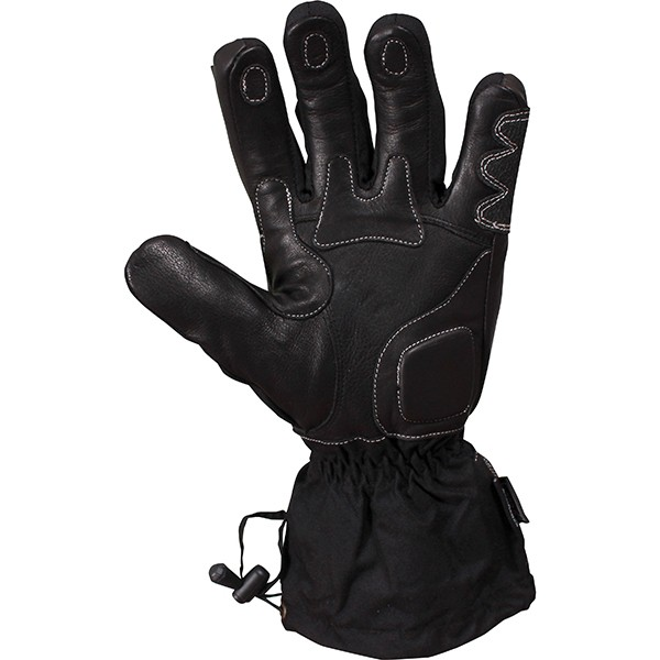 Richa Carbon Winter Glvoves Black