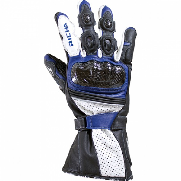 Richa Ravine Glove Black & Blue