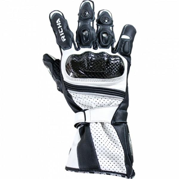 Richa Ravine Glove Black & White