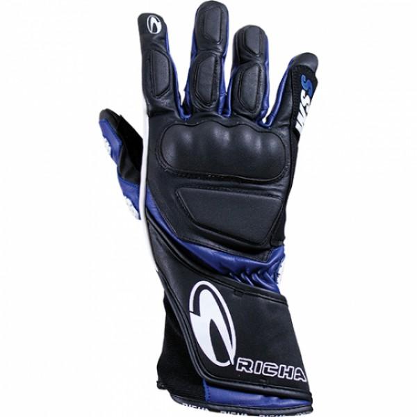 Richa Wss Glove Black & Blue