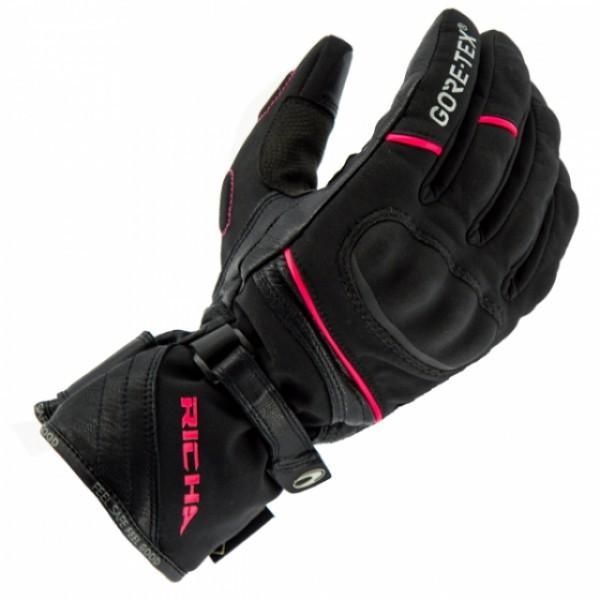 Richa Diana GTX ladies glove Black/pink