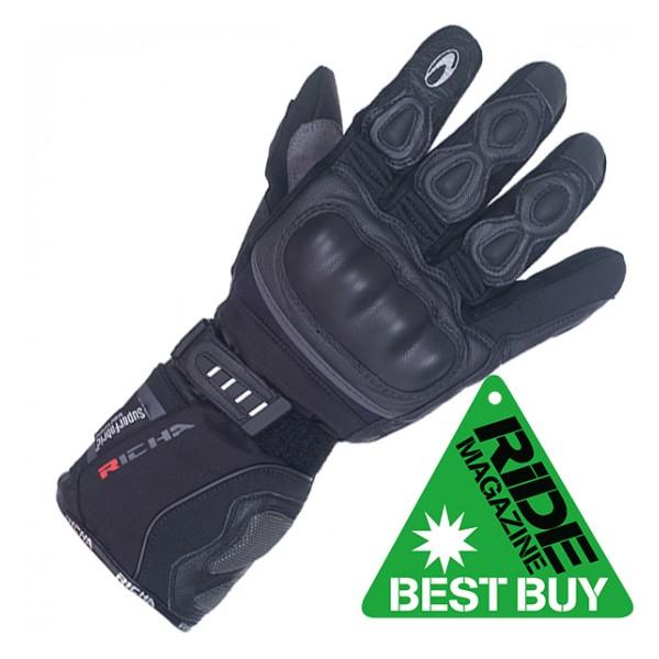 Richa Arctic Glove Lady Black