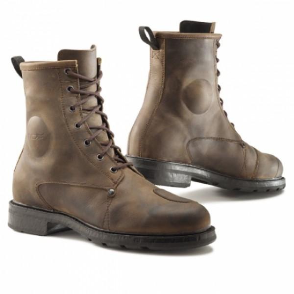TCX X-Blend p Brown Boots