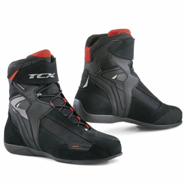 TCX Vibe Wp Middy Boot Black