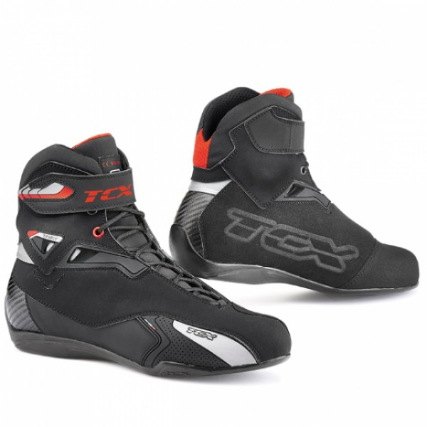 TCX Rush WP - Black Boots