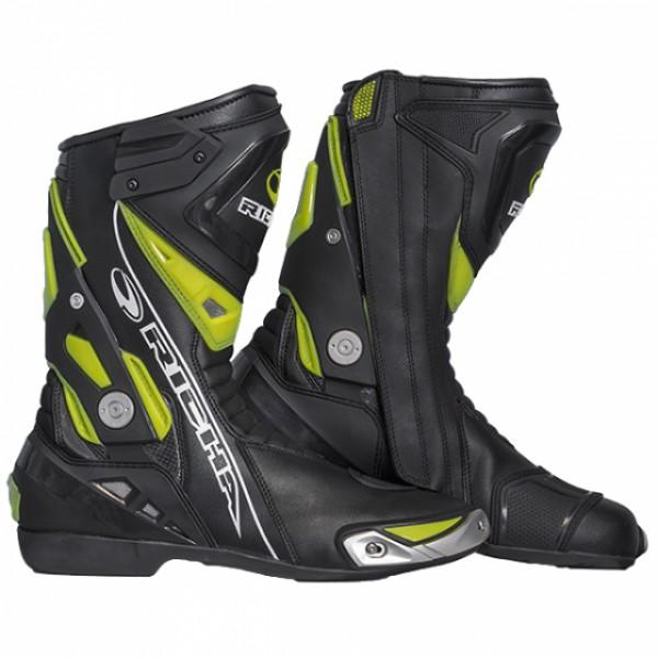 Richa Blade p Boot Black & Fluo