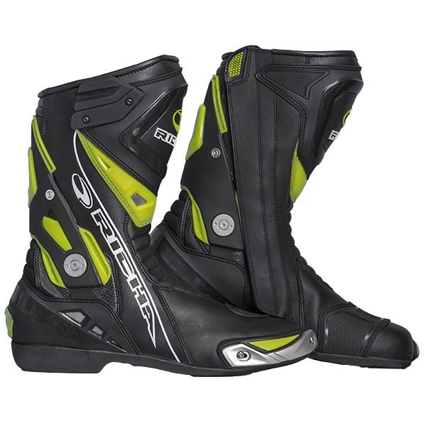 Richa Blade W/P Boot Black & Fluo
