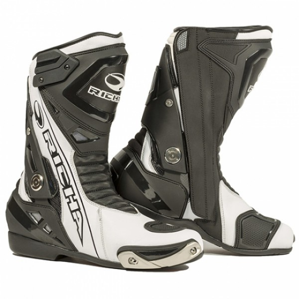 Richa Blade p Boot Black & White