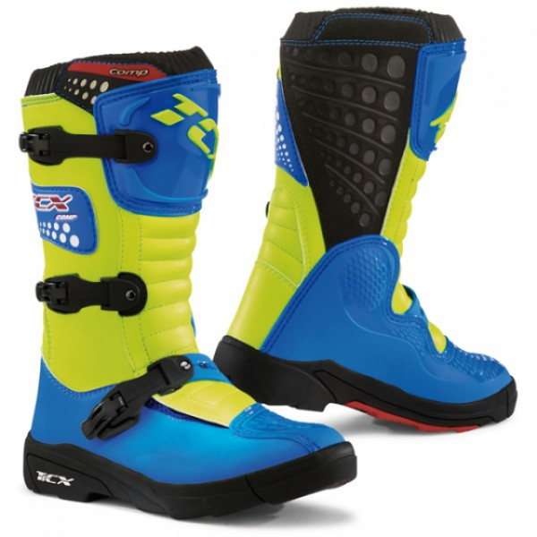 TCX Comp-Kid S Blue & Yellow