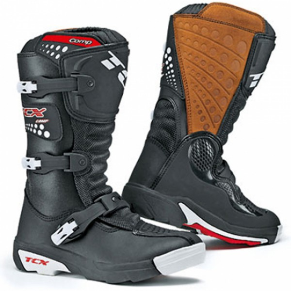 TCX Comp Kid Boot Black