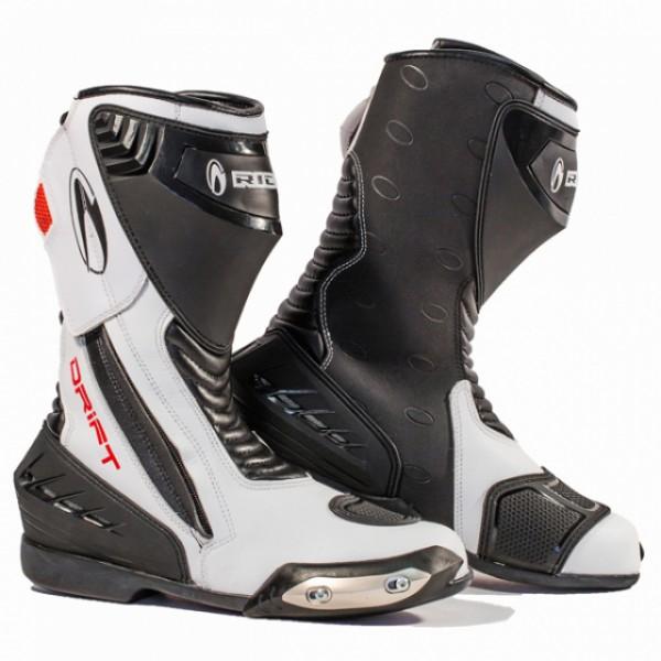 Richa Drift Boot Black & White