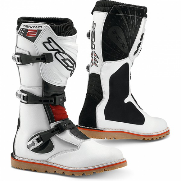 TCX New Terrain 2 Boot White
