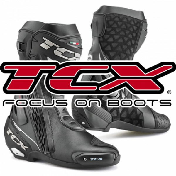 TCX Toothed Band + Puller Black & Lime Neli