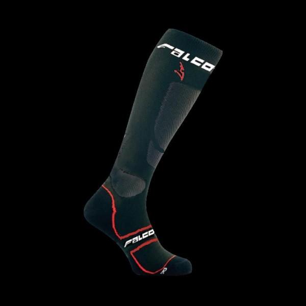 Carbon 2.0 Sock Black  43-46