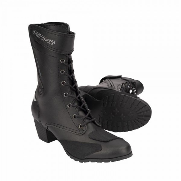 Lady Morgane Boot Black