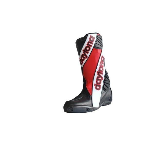 Daytona Outer Sec Evo Black & White & Red