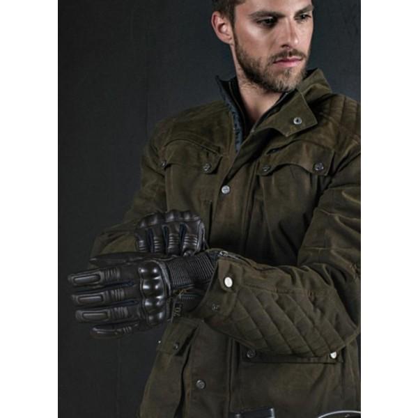 Segura Connor Glove Brn