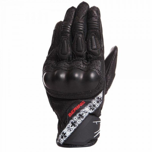 Lady Raven Glove Black