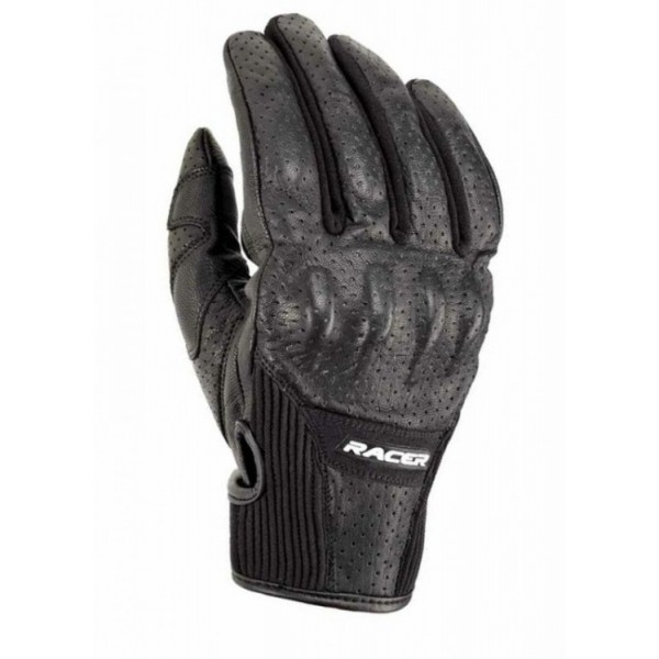 Stone Ladies Glove Black
