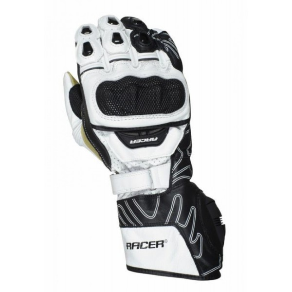 High Speed Glove White