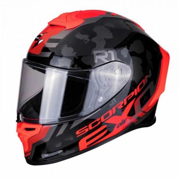 EXO R1 Air Ogi Black & Red