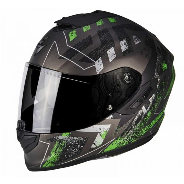 EXO 1400 Picta Mat Sil/grn