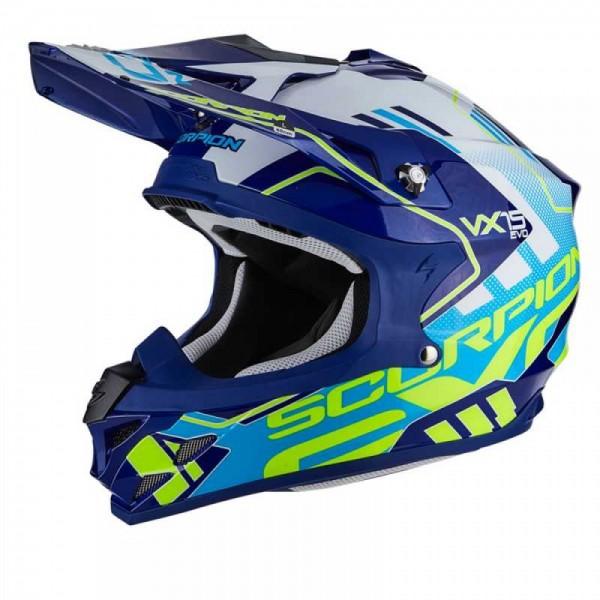 Vx15 Evo Argo Blue/wht
