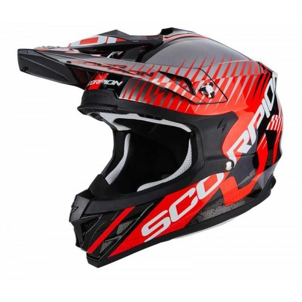 Vx15 Evo Sin Black & Red