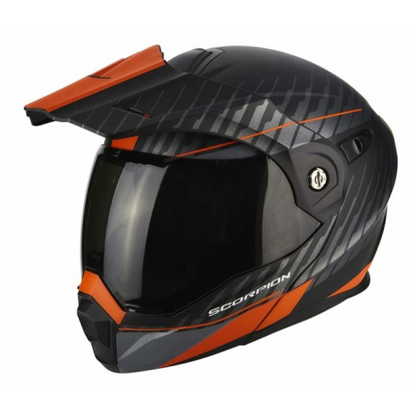 Adx-1 Dual Orange & Black