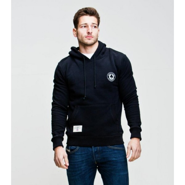 Ace Cafe Ton Up Hoodie Black