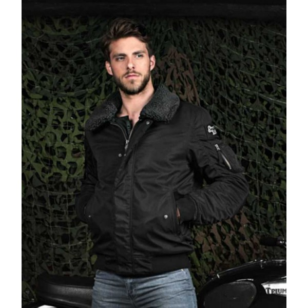 Segura Mitchell Jacket Black