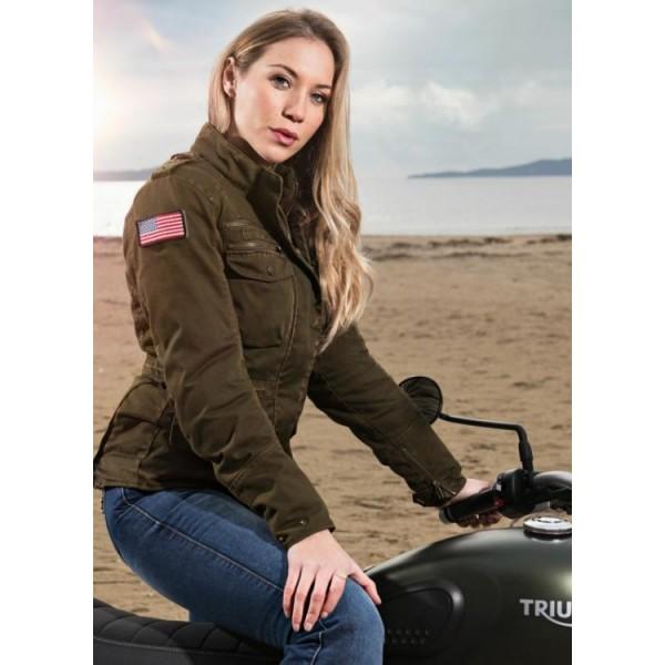 Lady Sentinel Jacket Kaki