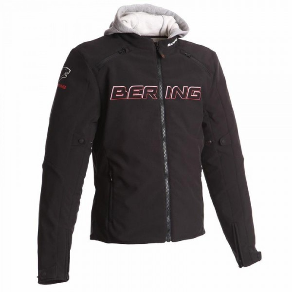 Bering Jaap Evo Jacket Bk & Red