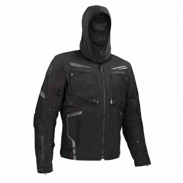 Bering Zodd Jacket Black