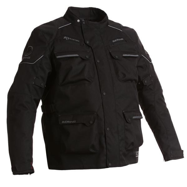 Tank King Size Jacket Black