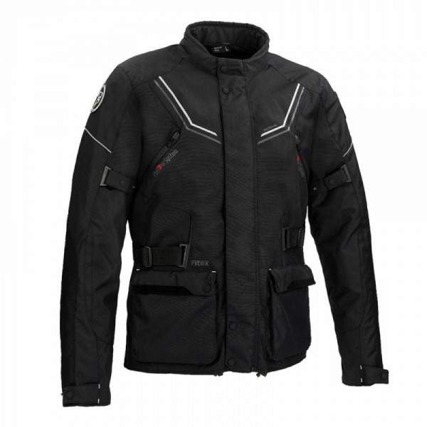 Renegade Jacket Black & Grey